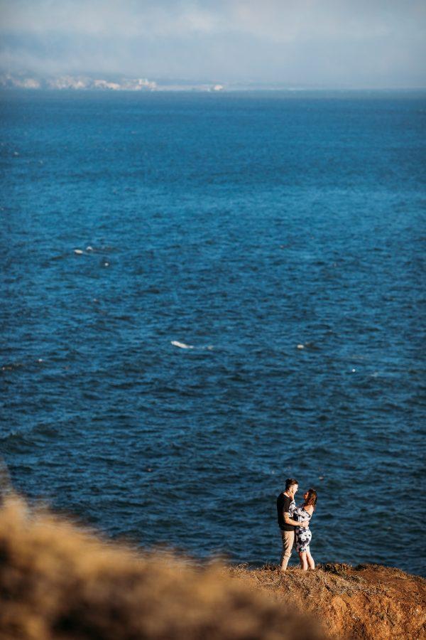 coastal engagement couples