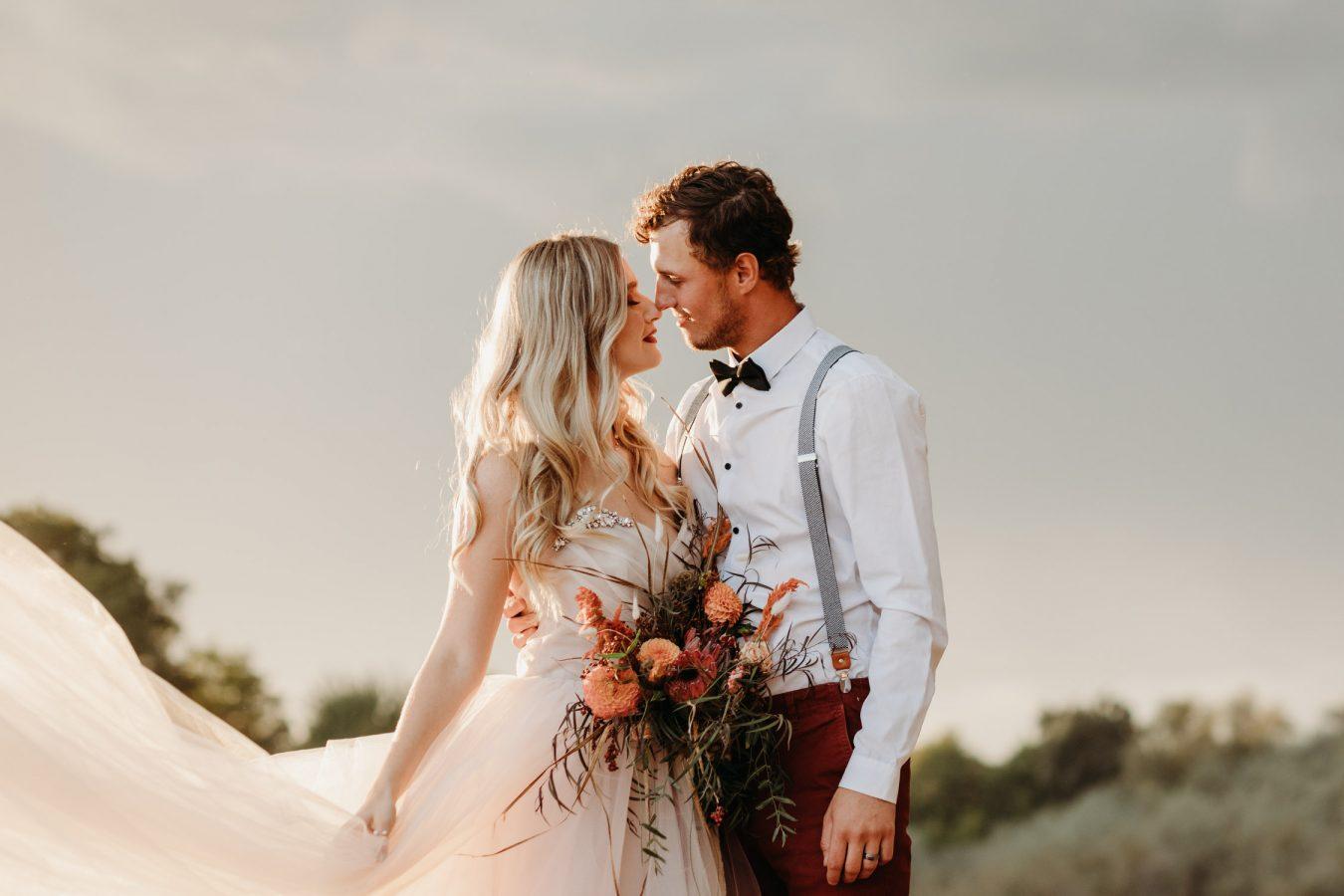 adventurous couples wedding photographer in bay area